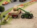 Farmworld Fehmarn - Heuwagen Beladung