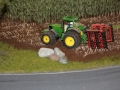 Farmworld Fehmarn - John Deere 6820 mit Doppelbereifung