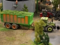 Farmworld Fehmarn - MB Trac mit Joskin Hänger