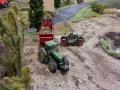 Farmworld Fehmarn - Claas Cargo mit Heugreifer