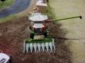 Farmworld Fehmarn - Maishäcksler beleuchtet