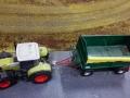 Farmworld Fehmarn - Claas mit Bratner Hänger