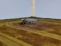 Farmworld Fehmarn - Claas Xerion mit Samson auf dem Feld