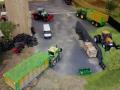 Farmworld Fehmarn - Verschiedene Hänger mit Gras
