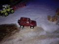 Farmworld Fehmarn - März 2015 bei Nacht Jeep