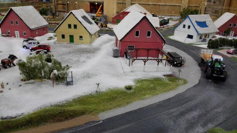 Farmworld Fehmarn - März 2015 Häuser