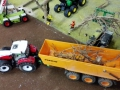 Farmworld Fehmarn - März 2015 Holzverladung