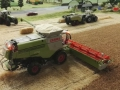 Farmworld Fehmarn Okt. 2015 - Claas Mähdrescher