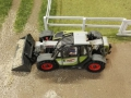 Farmworld Fehmarn Okt. 2015 - Claas Scorpion 7040