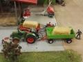 Farmworld Fehmarn Okt. 2015 - Claas Traktor