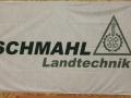 Farmworld Fehmarn Okt. 2015 - Schmahl Landtechnik Werbung