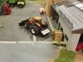 Farmworld Fehmarn Okt. 2015 - Trecker mit Doppelreifen