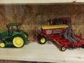 Farmworld Fehmarn Okt. 2015 - Vitrinen-Modelle