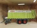Farmworld Fehmarn Okt. 2015 - Claas Quantum 6800