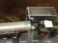Farmworld Fehmarn Okt. 2015 - Fliegl Fasswagen und Güllebehälter