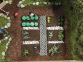 Farmworld Fehmarn Okt. 2015 - Gemüsebeet