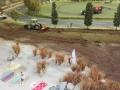 Farmworld Fehmarn Okt. 2015 - Strand