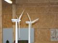 Farmworld Fehmarn Okt. 2015 - Windkraftanlagen-Rotoren