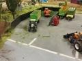 Farmworld Fehmarn Okt. 2015 - Traktor mit Doppelreifen