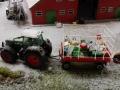 Farmworld Fehmarn Winter 2014 - Anhänger mit Geschenke