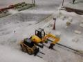 Farmworld Fehmarn Winter 2014 - Bagger und Stapler