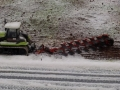 Farmworld Fehmarn Winter 2014 - Claas Raupe