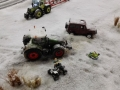 Farmworld Fehmarn Winter 2014 - Fendt und Quad