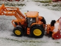 Farmworld Fehmarn Winter 2014 - John Deere nah