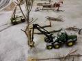 Farmworld Fehmarn Winter 2014 - John Deere Skidder
