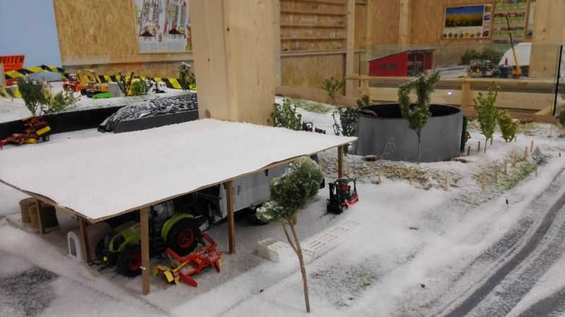 Farmworld Fehmarn Winter 2014 - Scheune