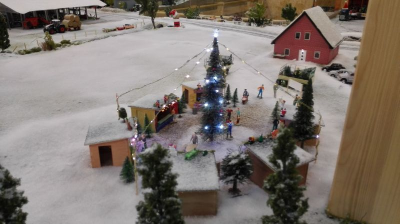 Farmworld Fehmarn Winter 2014 - Weihnachtsmarkt