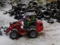 Farmworld Fehmarn Winter 2014 - Weidemann Hoftrac
