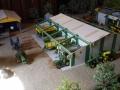 Field and fun - April 2015 - Scheuen mit John-Deere Traktoren