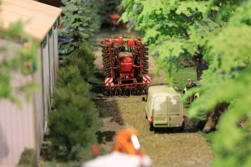 Field & Fun - Horsch Sähmaschine