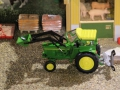 Field & Fun - Alter John Deere Trecker