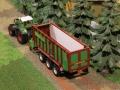 Field & Fun - Fendt Traktor mit Strautmann Ladewagen