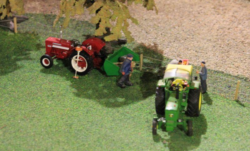 Field & Fun - Klassische Traktoren