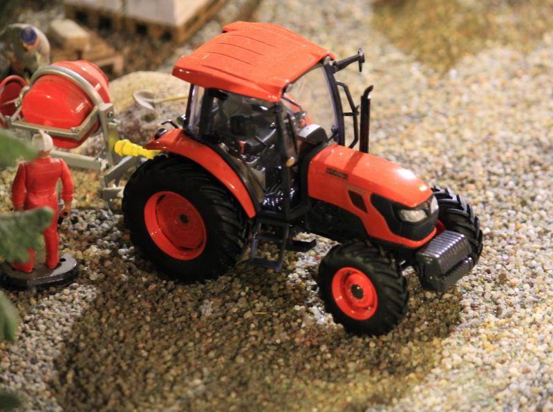 Field & Fun - Kubota Traktor