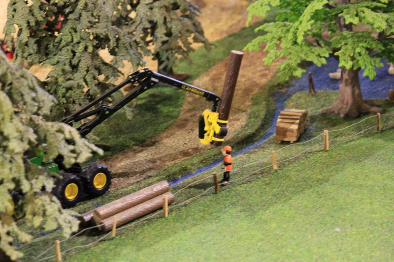Field & Fun - Waldarbeiter