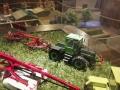 Field & Fun Sonderausstellung MB Trac  1000 mit Heuschwader rechts