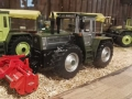 Field & Fun Sonderausstellung MB Trac   1100 silber/grün