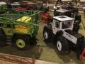 Field & Fun Sonderausstellung MB Trac   1600 weiß