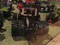 Field & Fun Sonderausstellung MB Trac   1800 mit Doppelreifen vorne