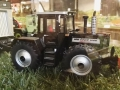 Field & Fun Sonderausstellung MB Trac   1800 intercooler Blackline