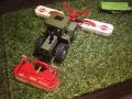 Field & Fun Sonderausstellung MB Trac   900 mit Deutz Mähwerk oben