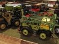 Field & Fun Sonderausstellung MB Trac mit Feldspritze