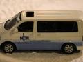 NDR VW Bus im Miniatur-Format
