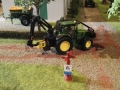 Field and Fun Ostern 2016 - John Deere Forst Traktor