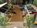 Field and Fun Ostern 2016 - Scheunen mit Fuhrpark