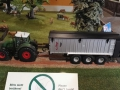 Field and Fun Ostern 2016 - Fendt Trecker mit Fliegl Gigant